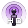 Vidcast HD Icon